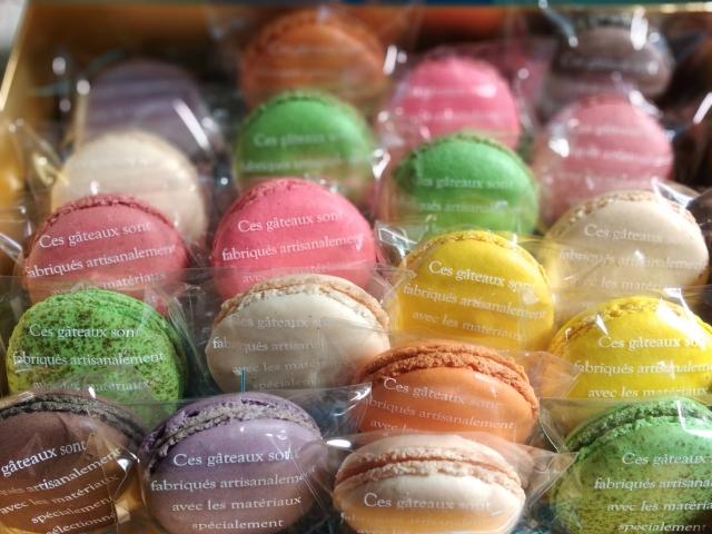 土産菓子の事例