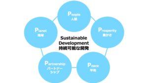 SDGs5つのP