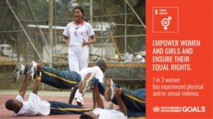 SDGsゴール5アクション