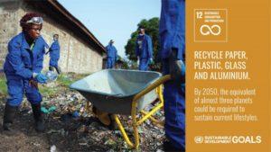 SDGsゴール12アクション