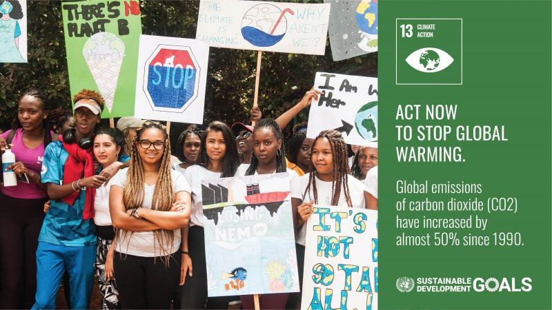 SDGsゴール13アクション