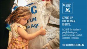 SDGsゴール16アクション