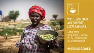 SDGsゴール2アクション