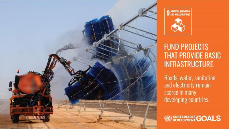 SDGsゴール9アクション
