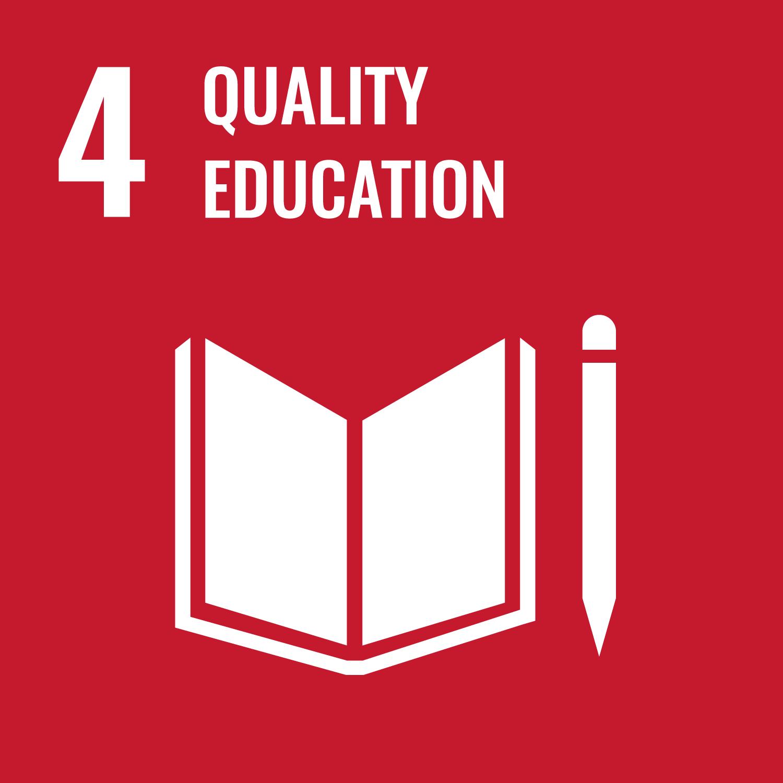 SDGsゴール4英語