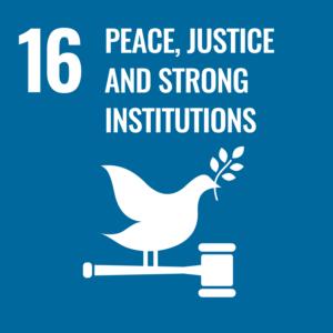 SDGsゴール16英語
