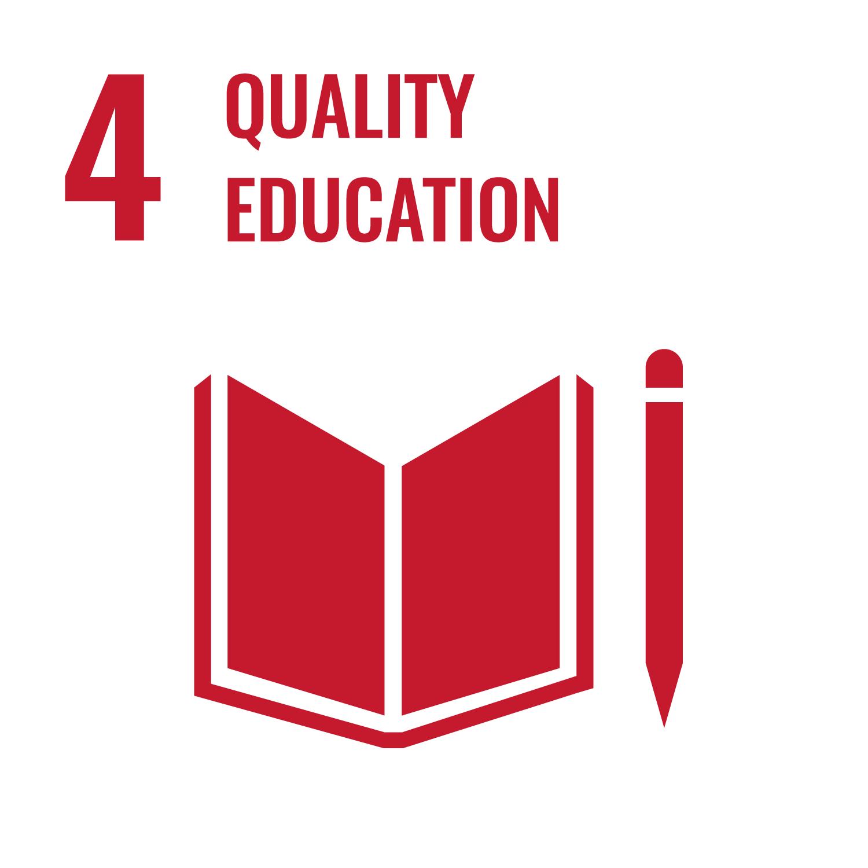 SDGsゴール4反転