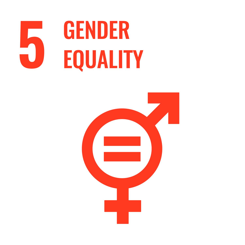 SDGsゴール5反転