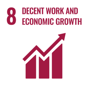 SDGsゴール8反転