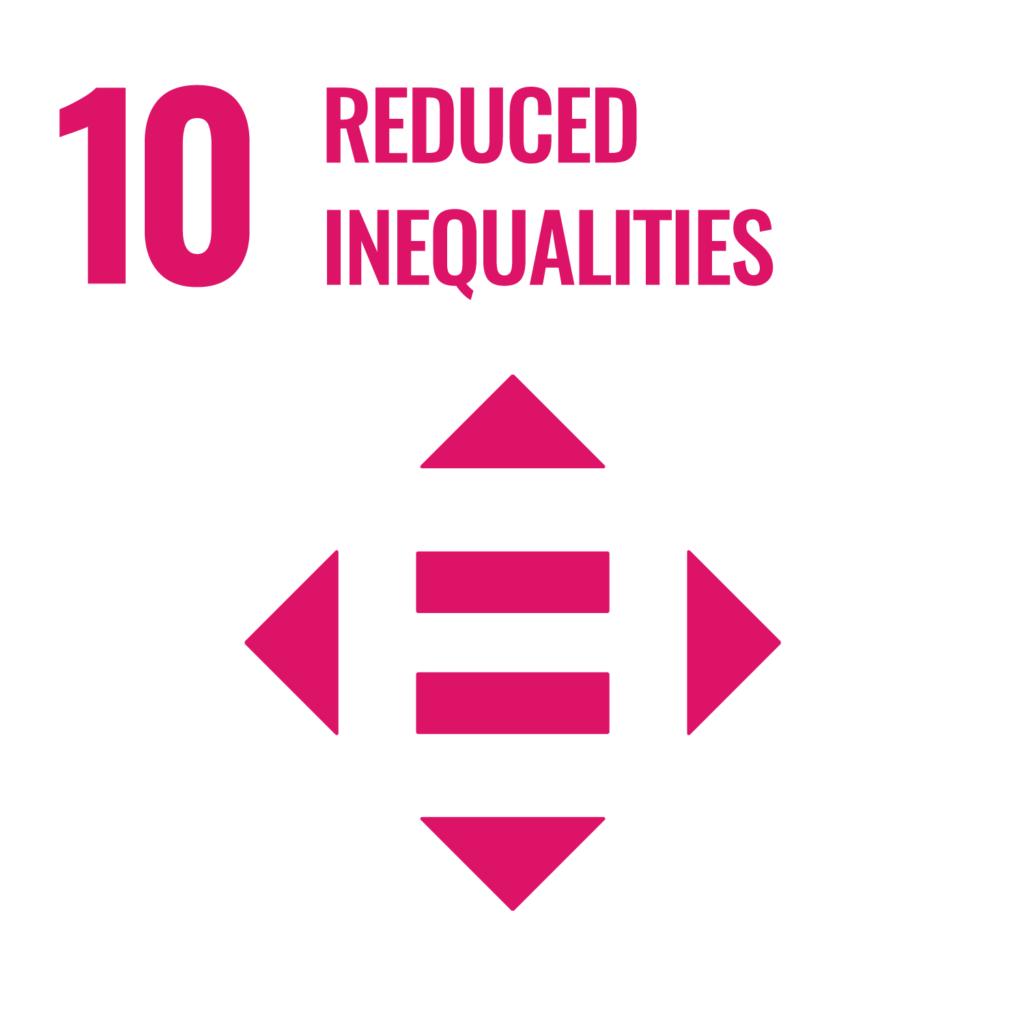 SDGsゴール10反転
