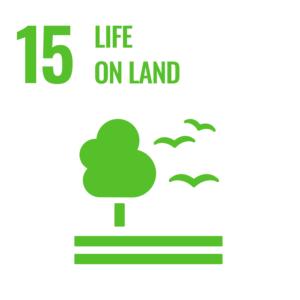 SDGsゴール15反転