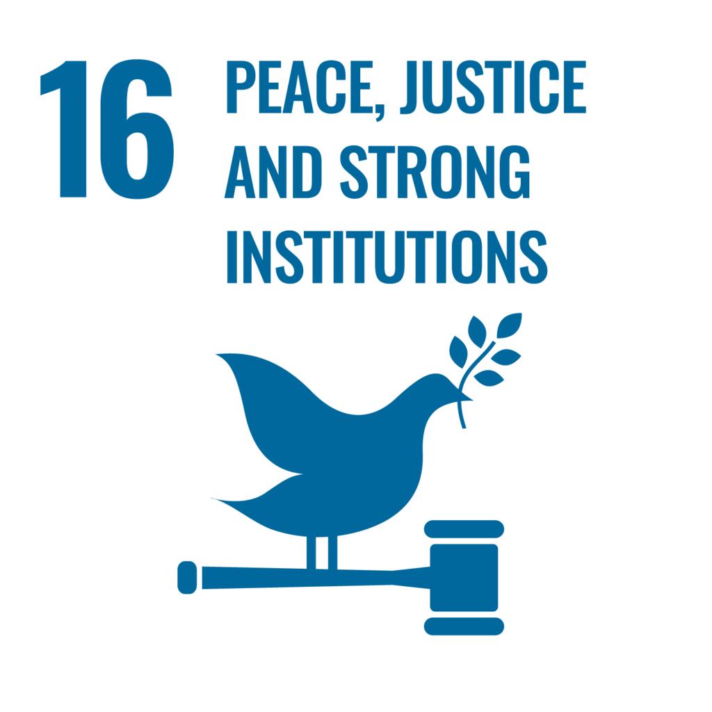 SDGsゴール16反転
