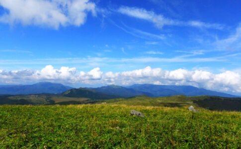 高原のイメージ