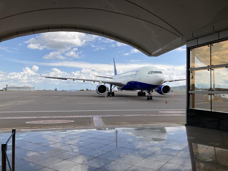 キガリ空港