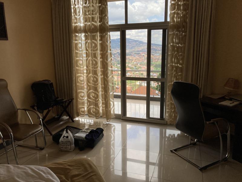 ルワンダのホテル